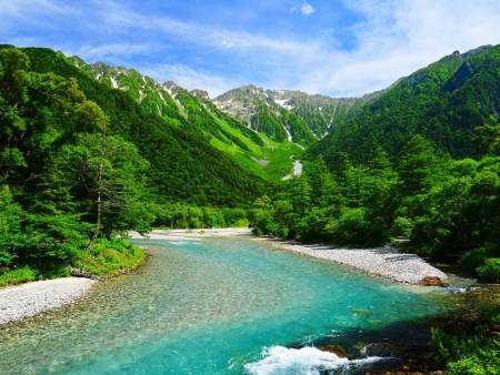 La vallée de Kamikochi : Joyau naturel du Japon