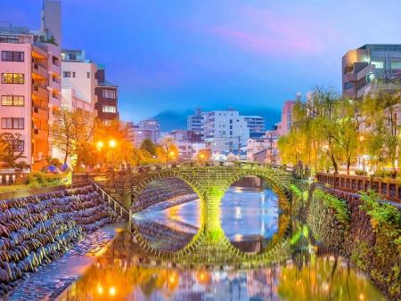 Nagasaki : la cosmopolite