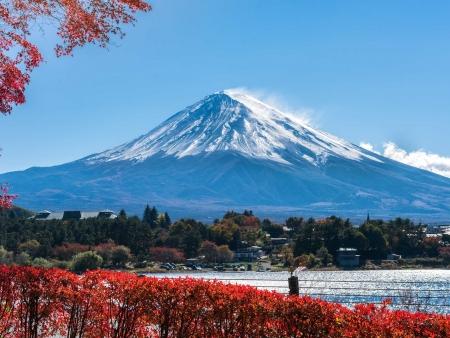 Hakone, balcon du Mont Fuji