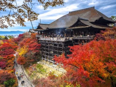 Kyoto, ville au charme impérial