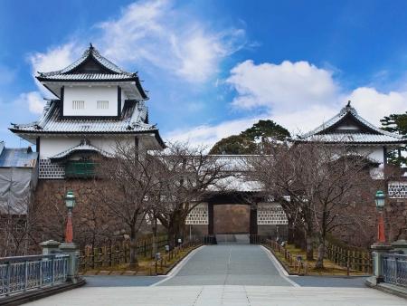 Kanazawa et ses quartiers pittoresques