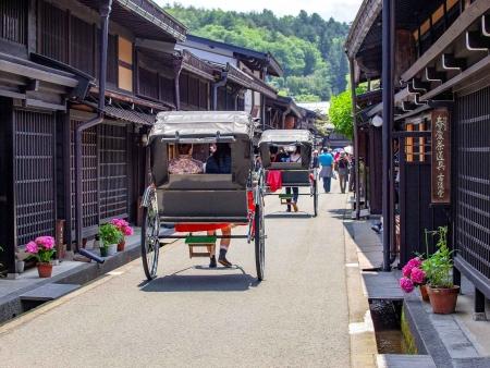 Takayama: le charme authentique au cœur des montagnes