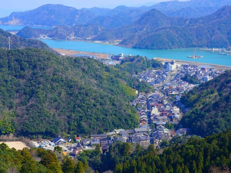 Kinosaki-Onsen, la ville thermale