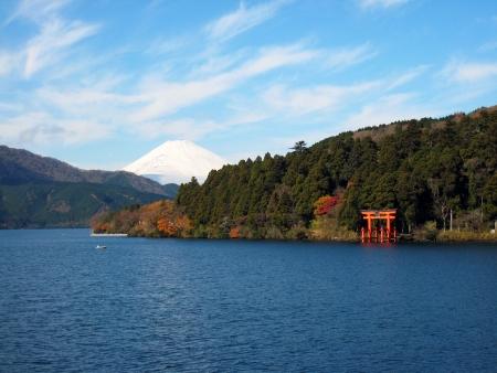 Découverte des paysages naturels volcaniques de la région du Mont Fuji