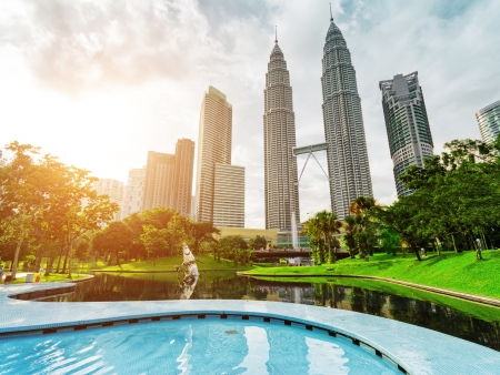 Kuala Lumpur, ville de contrastes