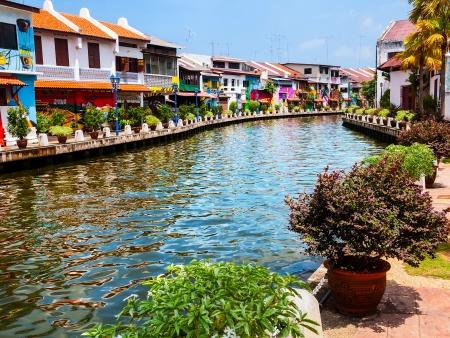 Vestiges coloniaux de Malacca