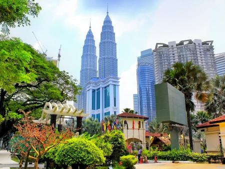 Les bras ouverts de Kuala Lumpur