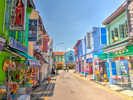 Harmonie et diversité : les visages de Singapour