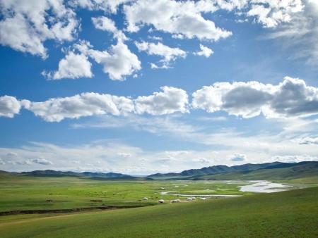 Karokorum et la vallée d'Orkhon