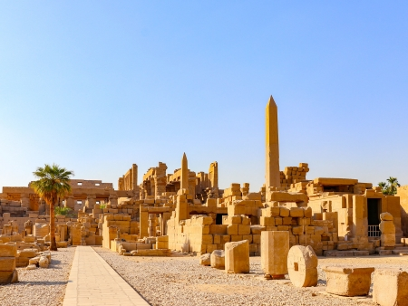 Temples de Karnak et Louxor