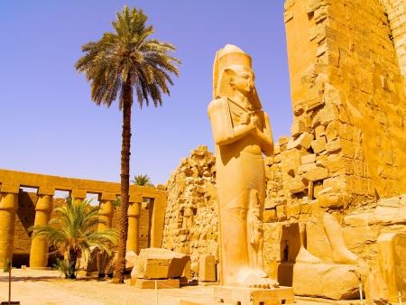 Louxor : ancienne capitale de l'Egypte antique