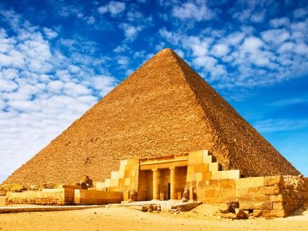 La merveille de l'Egypte antique