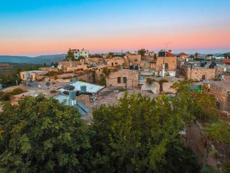 Villages et vie locale des territoires palestiniens