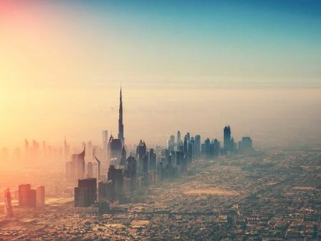 Départ de Paris et premiers pas à Dubaï