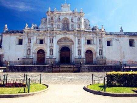 Antigua, la perle du Guatemala