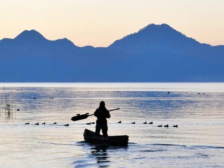 Splendeur du Lago Atitlan