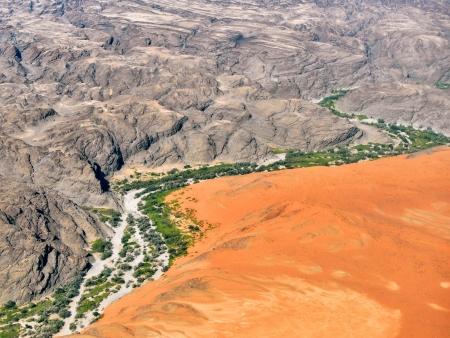 Immensité du Désert du Namib