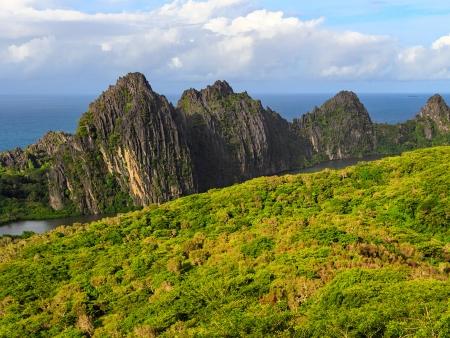 Paysages pittoresques de Hienghène