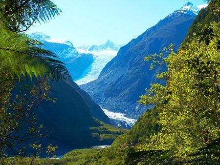 Magie des glaciers