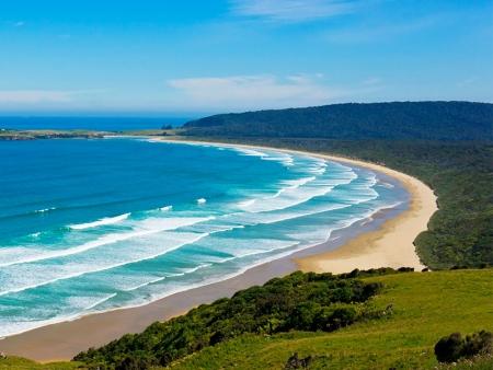 La Nouvelle Zélande australe