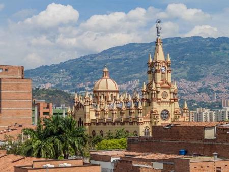 Medellín, ville de Botero