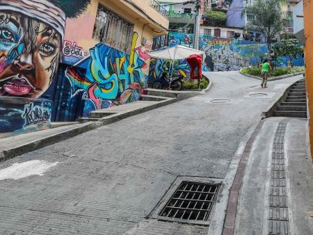 Comuna 13, la perle de Medellín