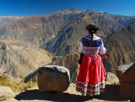 Vie quotidienne des habitants de la région du Colca