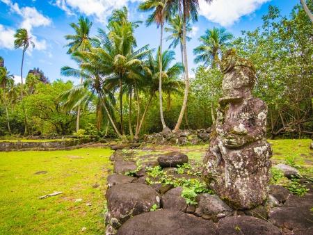 Nuku Hiva, l'île Mystérieuse