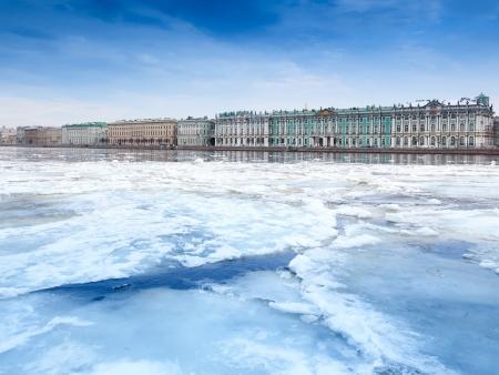 Arrivée à Saint Pétersbourg, ''la Venise du Nord''