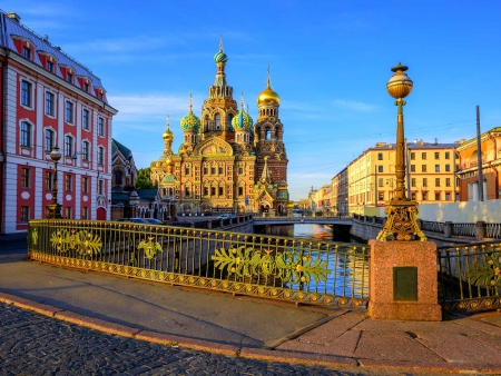 Saint Pétersbourg à votre guise