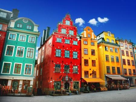 Stockholm, l'étoile du nord