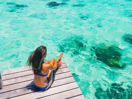 Derniers instants sur l'archipel des Maldives…