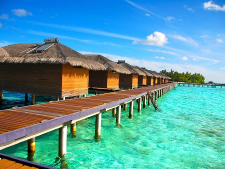 Cap vers les Maldives !