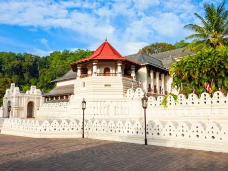 Temple de la Dent à Kandy