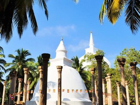 Mihintale, berceau du bouddhisme srilankais