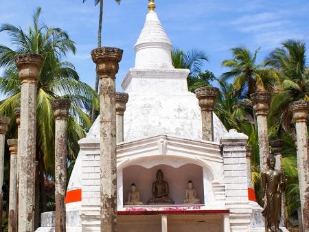 Mihintale : le berceau du bouddhisme sri lankais