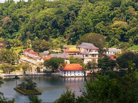 Au pays de Kandy