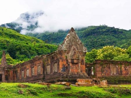 Le sanctuaire de Wat Phou