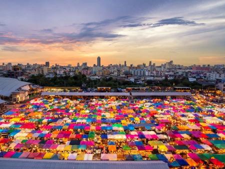 Bangkok, reine du shopping !