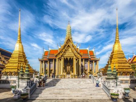 Splendeurs architecturales de Bangkok