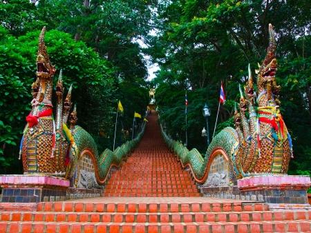 La Thaïlande spirituelle