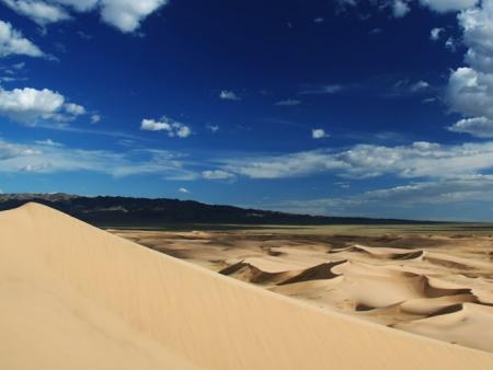 Les dunes de sable chantantes
