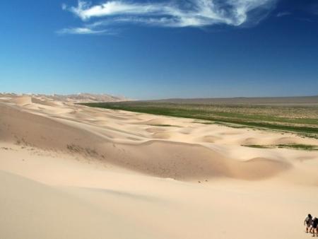 Désert de Gobi et dunes de Khongor (Khongorin Els)