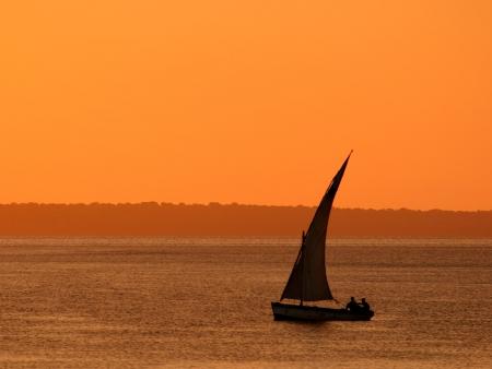 Arrivée au Mozambique