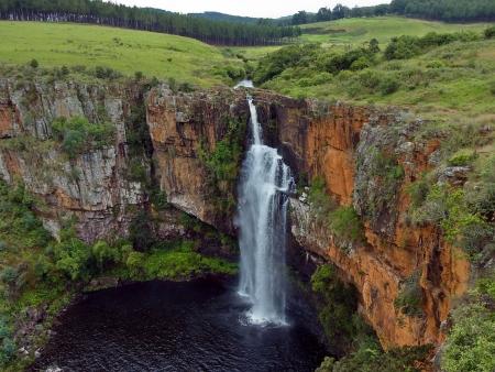 Les falaises du Drakensberg