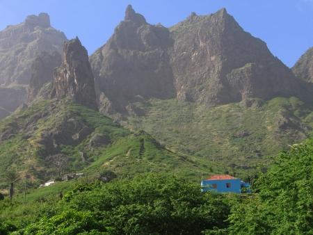 Vers le village perdu de Tarrafal