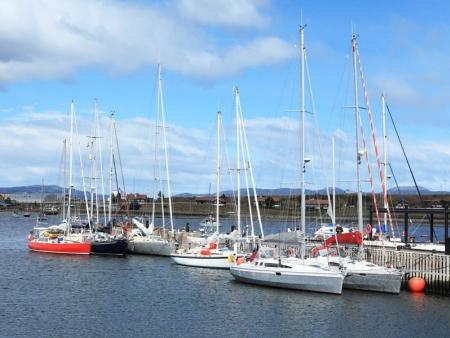 Croisière australe en voilier