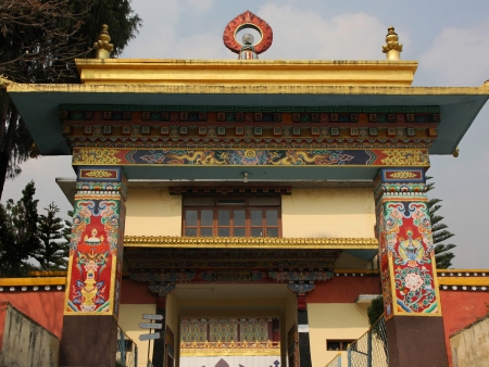 Départ du Népal