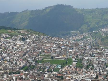 Départ d'Equateur