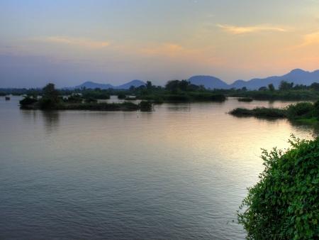 4000 îles sur le Mékong